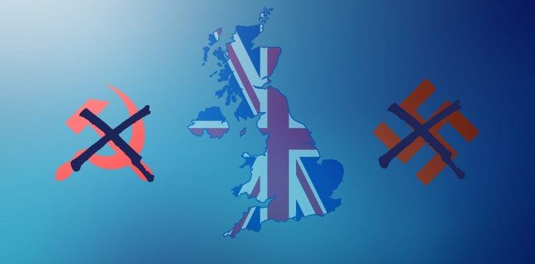 Studiu: Extremismul, cea mai mare amenințare a Regatului Unit după Brexit și COVID-19