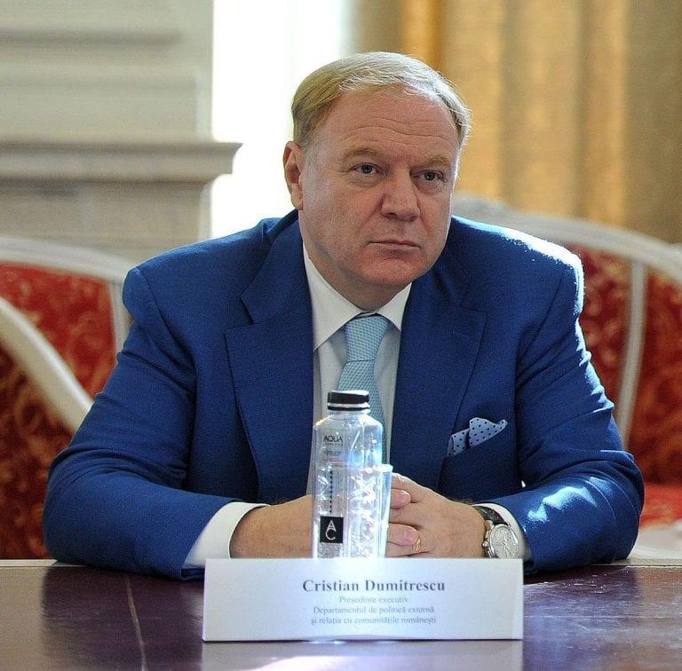 Cristian-Sorin DUMITRESCU – Sinteza activității parlamentare