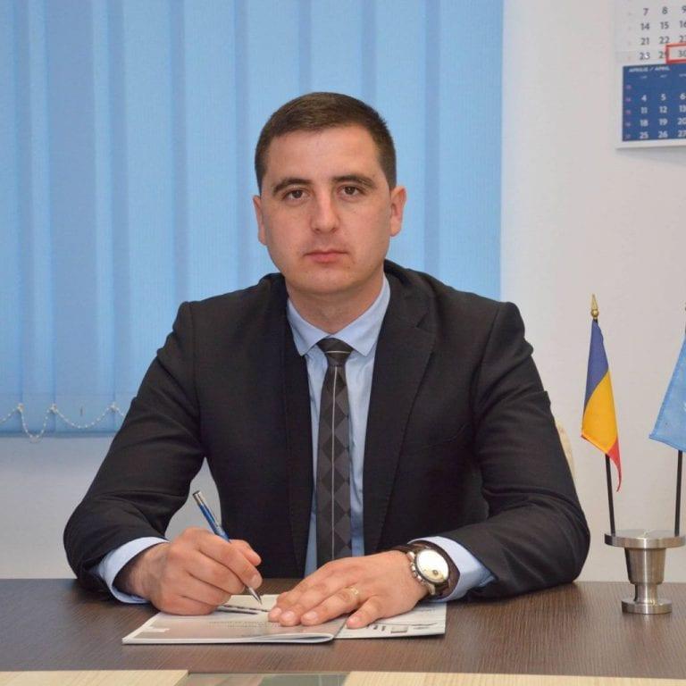 Activitatea primarului comunei Vizantea Livezi, Dragoș Ciobotaru