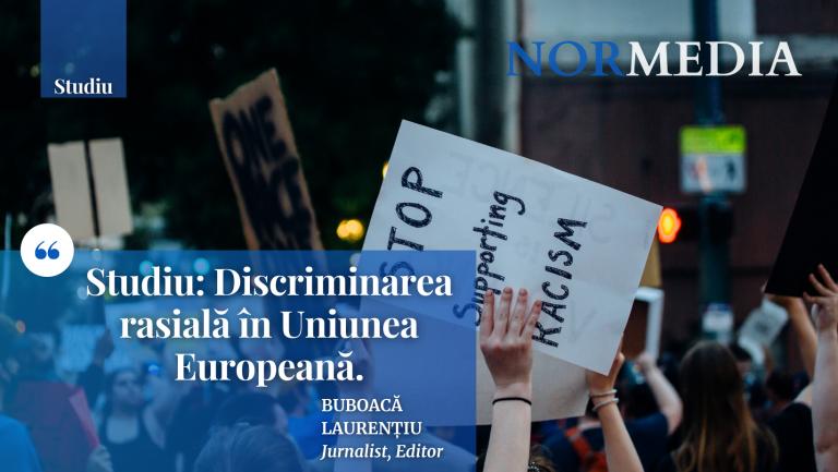 Studiu: Discriminarea rasială în Uniunea Europeană