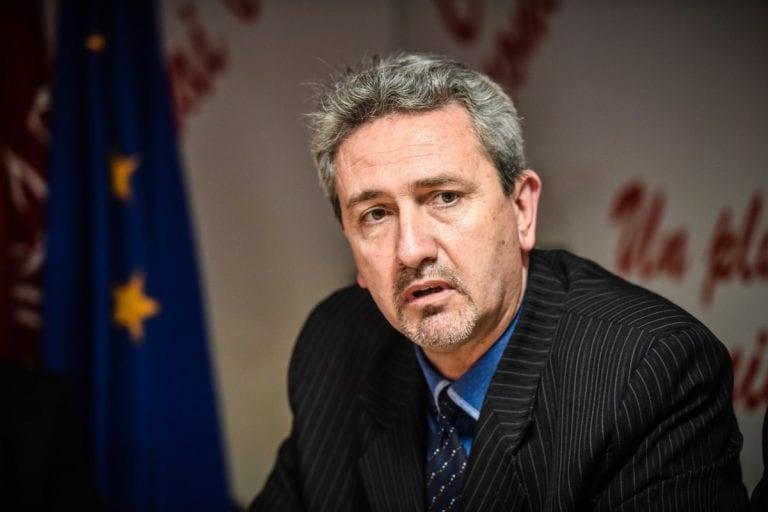 Activitatea primarului orașului Ocna Sibiului, Claudiu Predescu