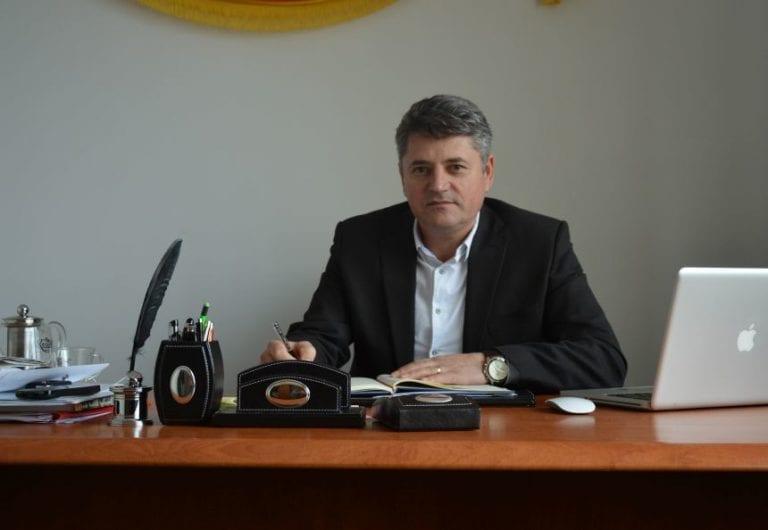 Activitatea primarului din comuna Ciugud, Damian Gheorghe