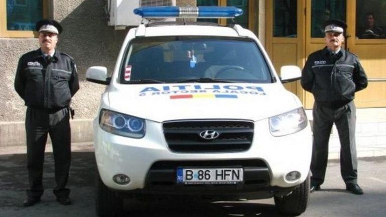 Salariile polițiștilor locali din Municipiul București