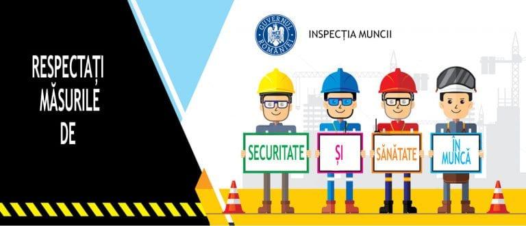 Activitatea Inspecției Muncii în săptămâna 10 – 15 august 2020