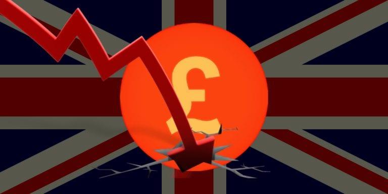 Este oficial, Marea Britanie a intrat în recesiune!