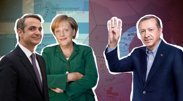 Turcia pune presiuni asupra Greciei