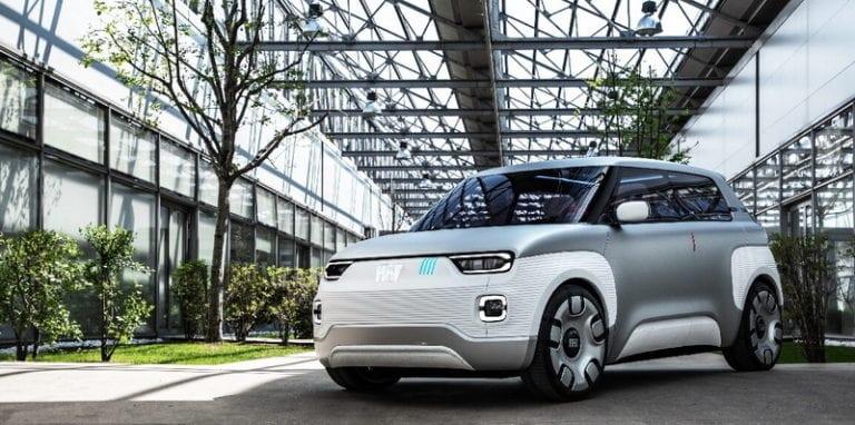 Fiat Concept Centoventi a fost desemnat 'Cel mai bun concept auto din 2019'