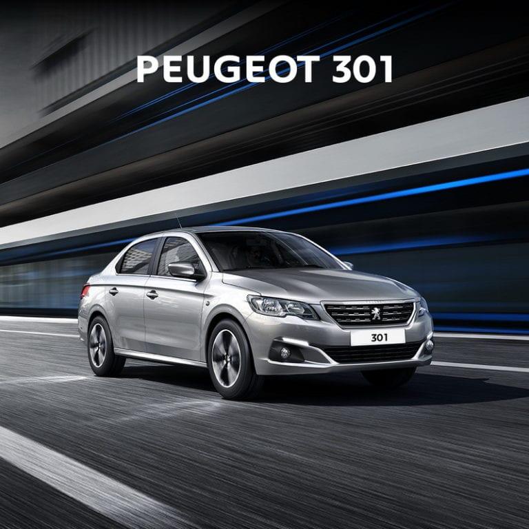Peugeot 301, sedanul puternic și elegant, ideal pentru orice tip de călătorie