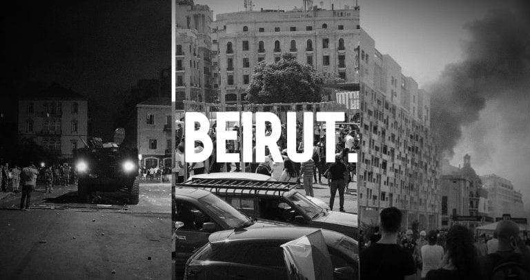 """Revoluție"" în Liban!"