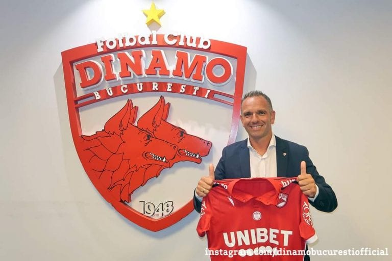 Clubul de fotbal F.C Dinamo București are un nou acționar