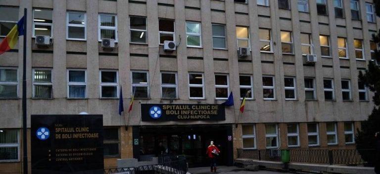 Finanțare pentru Spitalul de Boli Infecțioase din Cluj-Napoca