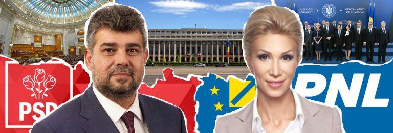 Ciolacu versus Turcan, în lupta pentru Guvernul României