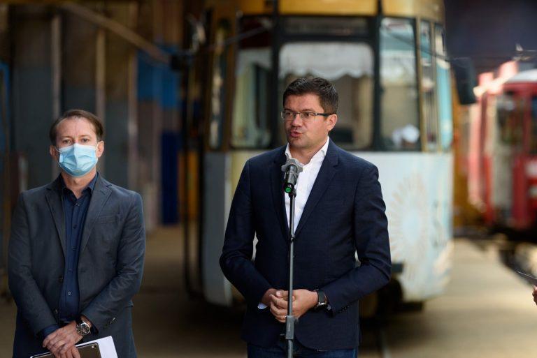 Finanțare pentru transportul public ecologic în aglomerațiile urbane
