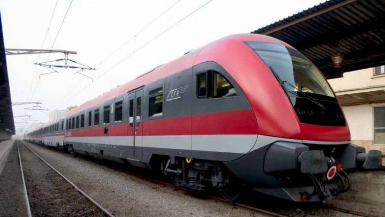 Studenții își vor putea rezerva online călătoria cu trenul