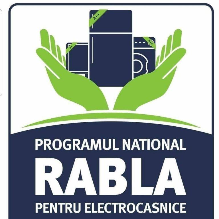 Ghidul de finanțare pentru Programul Rabla pentru Electrocasnice