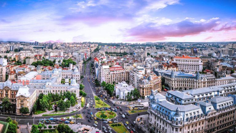 Un site nou unde locuitorii pot semnala problemele din București