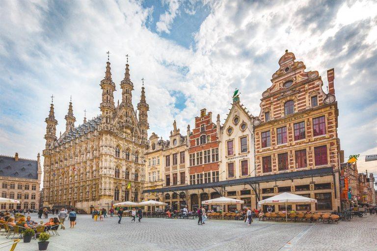 Orașul belgian Leuven a primit, din partea Comisiei Europene, titlul de capitala europeană a inovației
