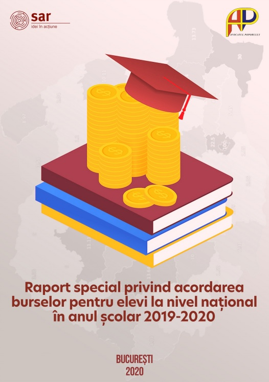 Raport național: În 3002 localități din România (94,34%) este încălcat dreptul elevilor la burse școlare