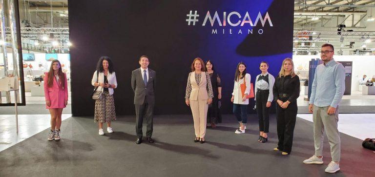 Mărci şi colecţii românești la Săptămâna Modei de la Milano