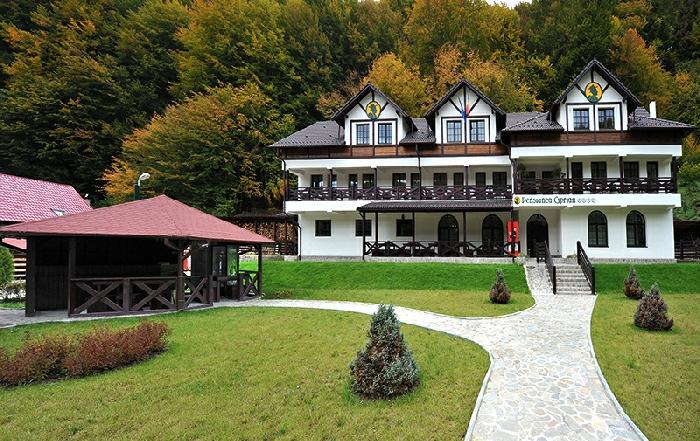 Sejur de vis în Rezervația Naturală Valea Vâlsanului – Brădetu