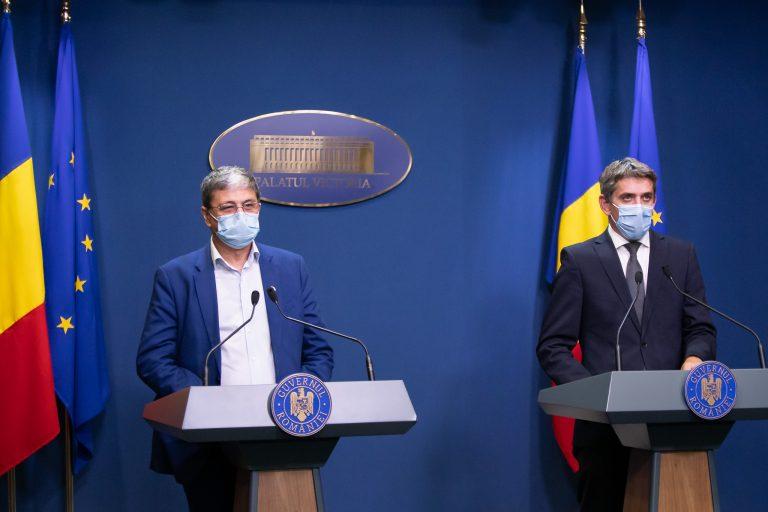 Măsuri pentru sprijinirea oamenilor și economiei, finanțate din fonduri europene