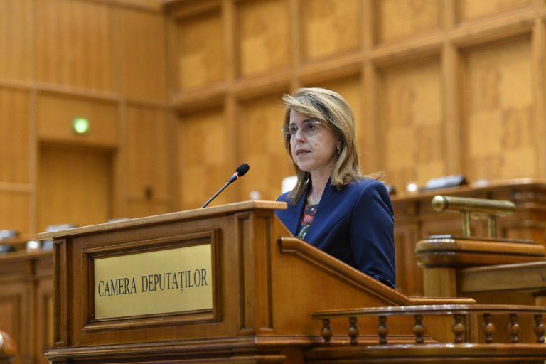 Antoneta Ioniță: Parlamentul a făcut un gest reparatoriu pentru supraviețuitorii tragediei de la Colectiv