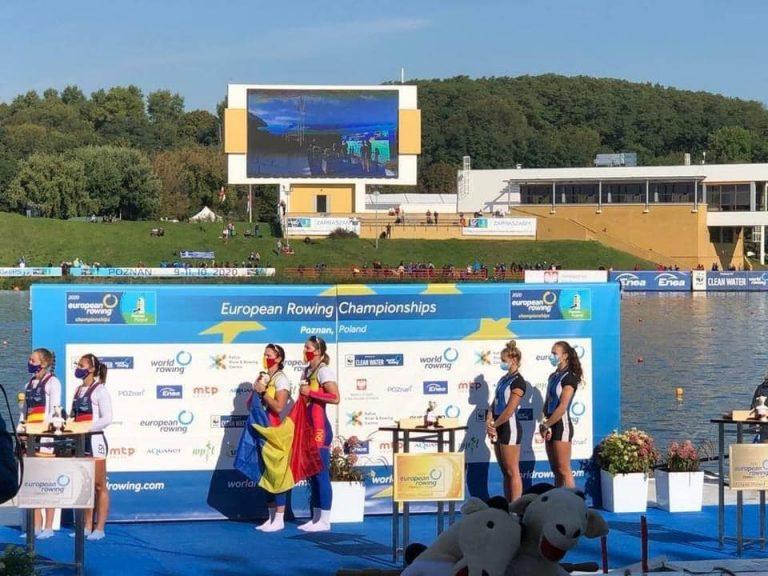 Sportul românesc din nou pe podium