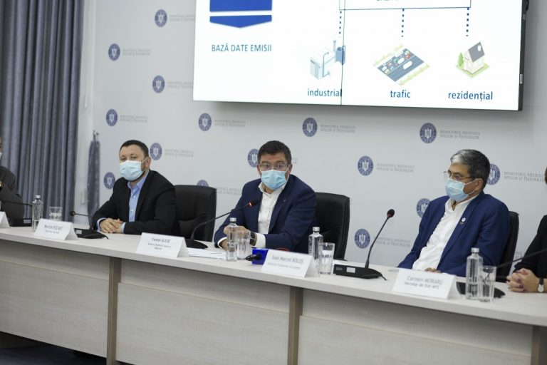 România va avea un sistem național de prognoză a calității aerului