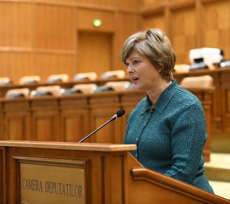 Florica Cherecheș, parlamentar PNL: Parlamentul a debirocratizat Legea adopției