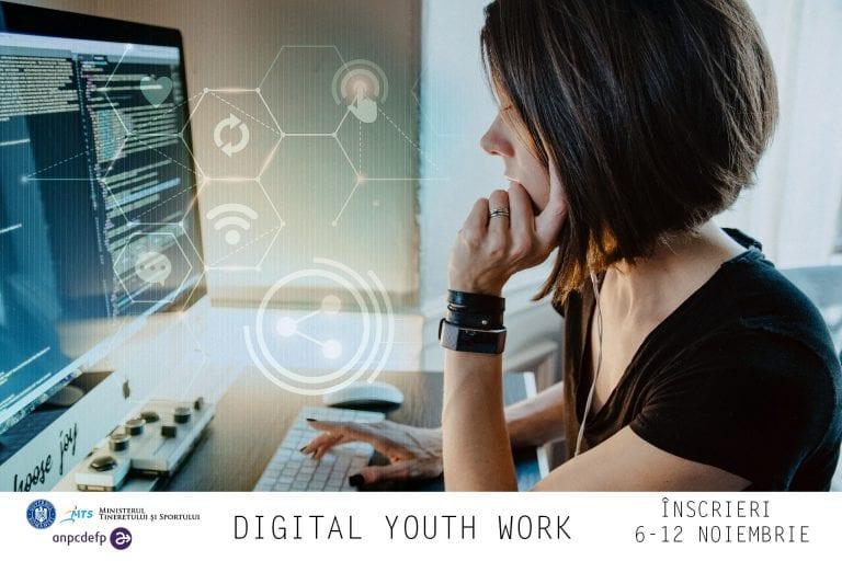 Curs de formare digitală pentru reprezentanții ONG-urilor