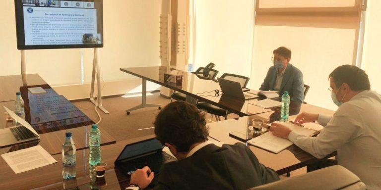 Dezbateri pentru Planul Național de Redresare și Reziliență