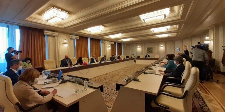 Planul Național de Redresare și Reziliență prezentat în Parlamentul României