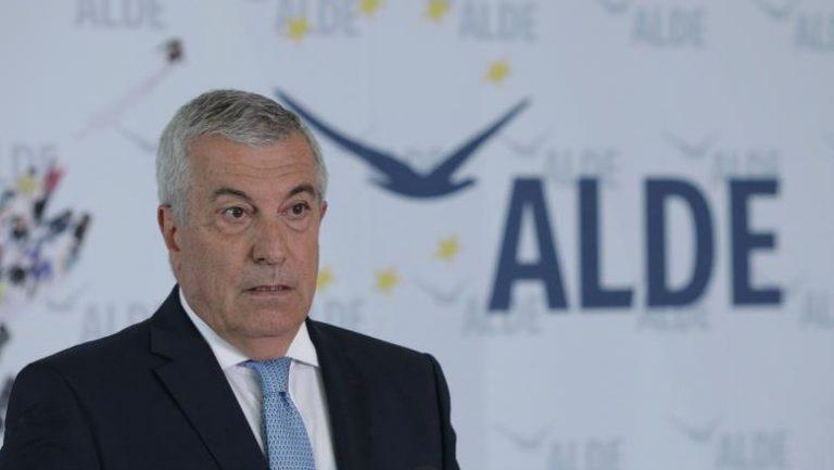 Dosarul lui Călin Popescu-Tăriceanu a fost trimis spre judecare la Înalta Curte de Casație și Justiție
