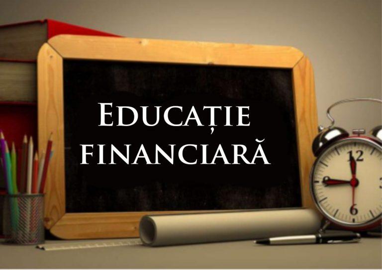 Lansarea platformei de educație financiară www.edu-fin.ro
