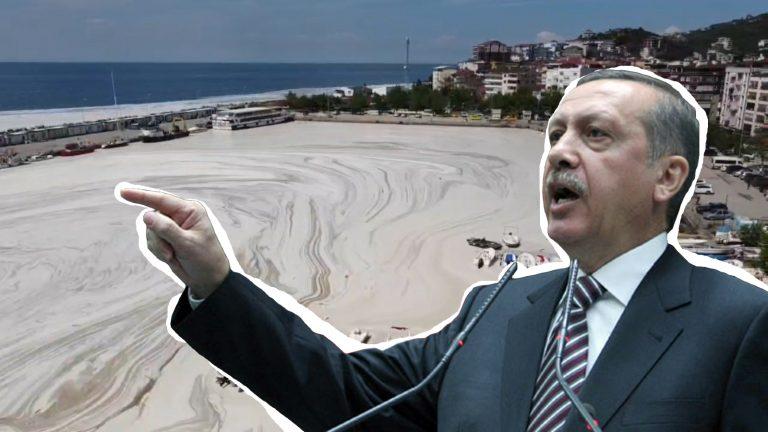 Poluarea în zona de coastă a Turciei se extinde rapid