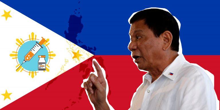 Incredibil! În Filipine riști închisoarea dacă nu ești vaccinat!